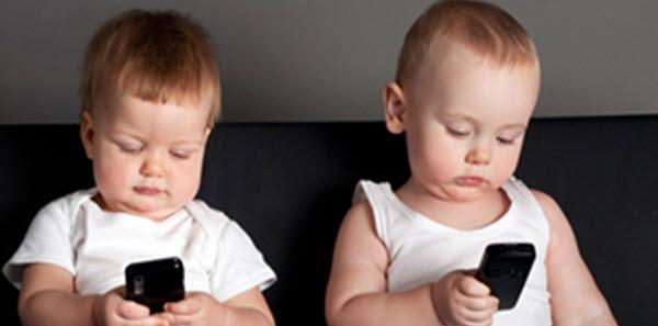 menores de edad, smartphones y tablets