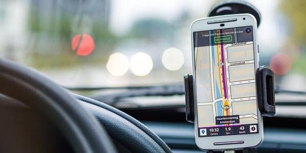 GPS para controlar a un trabajador
