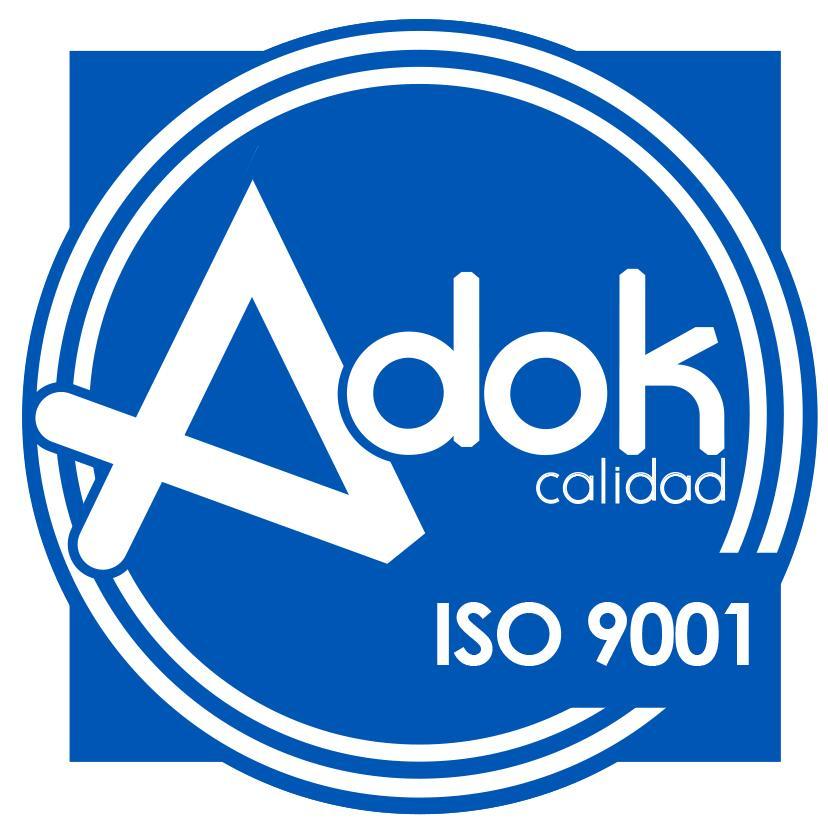Certificado ISO 9001 Datcon Norte